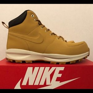 Nike Men's Manoa Leather Hiking Boot Size 12